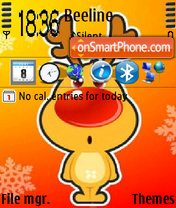 Rudolf 01 theme screenshot