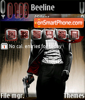 Скриншот темы Hitman 04