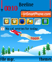 2009 04 theme screenshot