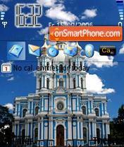Скриншот темы Smolniy Sobor