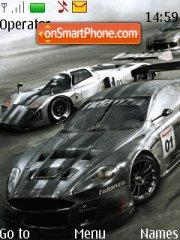 Race Driver Grid Audi R10 theme screenshot