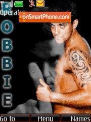 Robbie 01 es el tema de pantalla