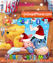 Pooh And Friends es el tema de pantalla