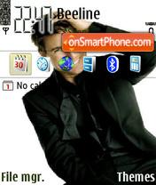 Скриншот темы Tom Cruise 01