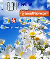 Camomile 02 theme screenshot