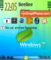 Windows7 01 theme screenshot