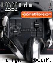Music Head es el tema de pantalla
