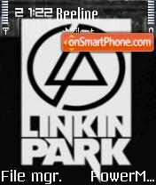 Linkin Park 05 Theme-Screenshot