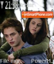 Edward And Bella 01 theme screenshot