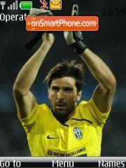 Buffon tema screenshot