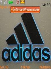Скриншот темы Adidas Sport