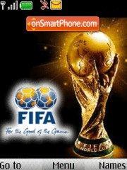 World Cup 2008 theme screenshot