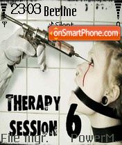 Therapy Session 6 01 es el tema de pantalla