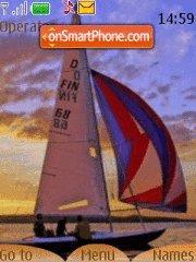 Скриншот темы Sailor