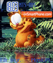 Garfield The Movie 2 theme screenshot