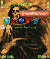 Dholl theme screenshot