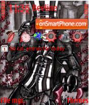 DataLife theme screenshot