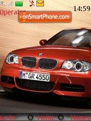 BMW CAR theme screenshot