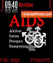 AIDS es el tema de pantalla