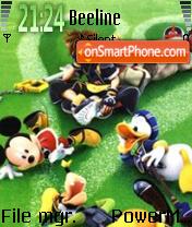 Kingdom Hearts 2 02 es el tema de pantalla