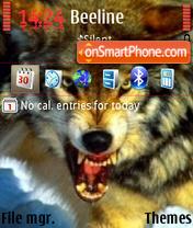 Volchitsa theme screenshot