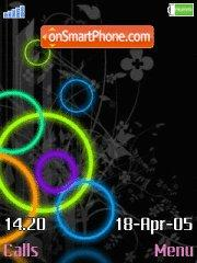 Circles theme screenshot