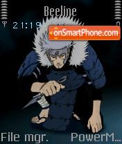 Nidaime Kaguru 01 es el tema de pantalla