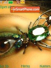 Скриншот темы Eye and Beetle