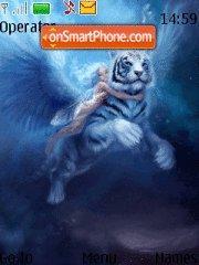 Tiger master theme screenshot