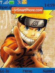 Capture d'écran Naruto Cool thème