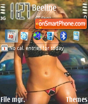 HotCoco13 theme screenshot