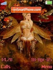 FairyGirl theme screenshot
