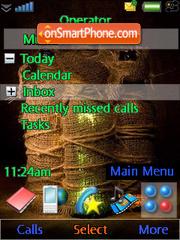 Butle theme screenshot