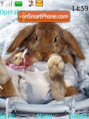 Rabbit theme screenshot