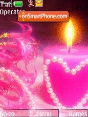 Candle tema screenshot