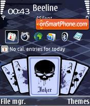 Joker 02 es el tema de pantalla