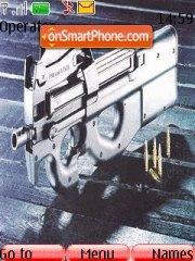 Machine Gun es el tema de pantalla