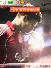 Liverpool Theme theme screenshot