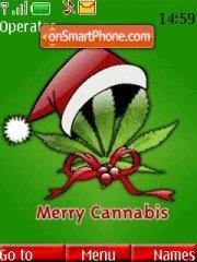 Merry Cannabis es el tema de pantalla