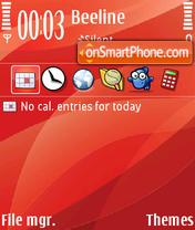 Wind 02 theme screenshot