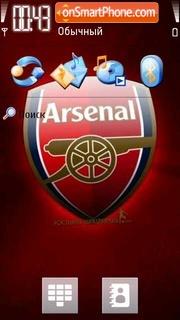 Arsenal 07 es el tema de pantalla