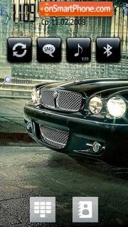Black Car 05 es el tema de pantalla