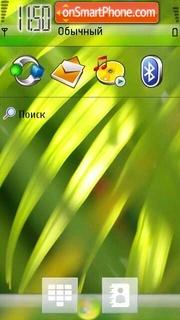 Vista 2009 s60v5 theme screenshot