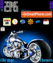 Intel Chopper theme screenshot