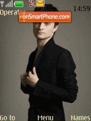 Daniel Radcliffe theme screenshot