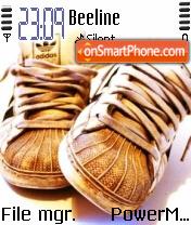 Shoes 02 theme screenshot