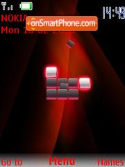 Precision red Swf es el tema de pantalla