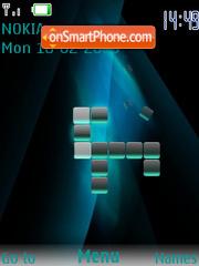Скриншот темы Precision mod swf
