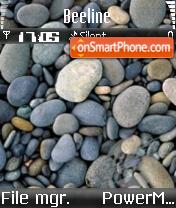 Pebbles theme screenshot