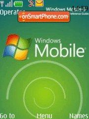 Windows Mobile 2009 theme screenshot
